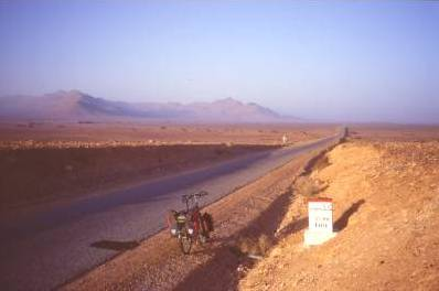 Bald bin ich in Agadir :-)